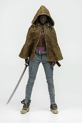 Einfach und sicher online bestellen: Walking Dead Actionfigur Michonne 1/6 in Österreich kaufen.