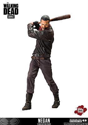 Einfach und sicher online bestellen: Walking Dead TV Version Deluxe Actionfigur Negan in Österreich kaufen.