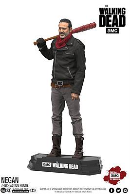 Einfach und sicher online bestellen: Walking Dead Color Tops Actionfigur Negan in Österreich kaufen.