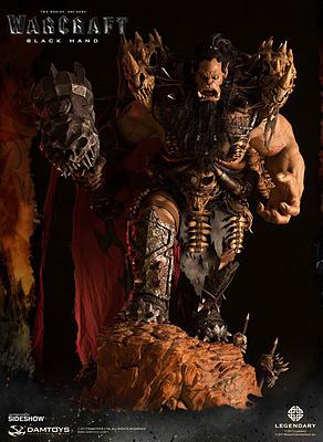 Einfach und sicher online bestellen: Warcraft Epic Series Statue Blackhand in Österreich kaufen.