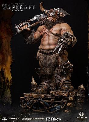 Einfach und sicher online bestellen: Warcraft Epic Series Statue Dark Scar in Österreich kaufen.