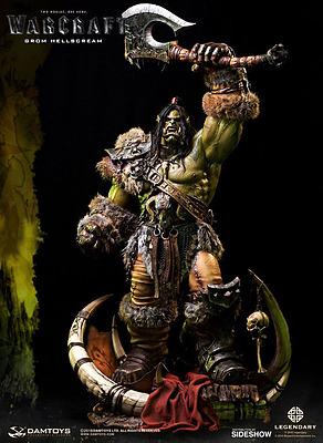 Einfach und sicher online bestellen: Warcraft Epic Series Grom Hellscream Version 2 in Österreich kaufen.