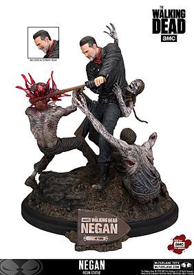 Einfach und sicher online bestellen: Walking Dead Statue Negan in Österreich kaufen.