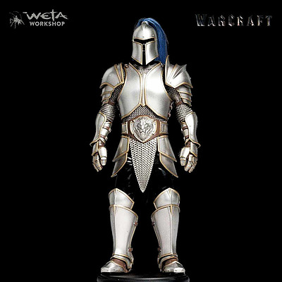 Einfach und sicher online bestellen: Warcraft Statue 1/6 Rüstung Fußsoldat in Österreich kaufen.