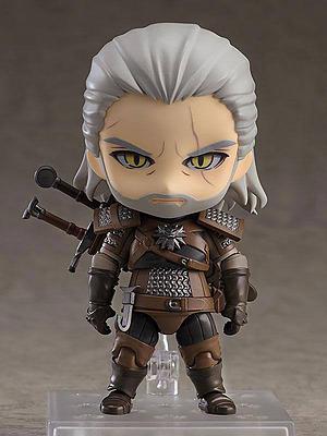 Einfach und sicher online bestellen: Geralt Nendoroid Actionfigur in Österreich kaufen.