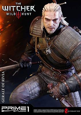 Einfach und sicher online bestellen: Witcher 3: Wild Hunt Geralt von Riva Statue 66cm in Österreich kaufen.