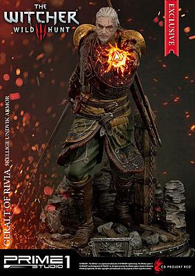 Einfach und sicher online bestellen: Geralt von Riva Statue 1/4 Skellige Undvik Armor in Österreich kaufen.