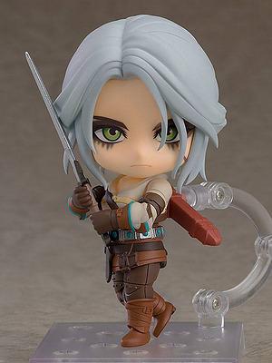 Einfach und sicher online bestellen: Witcher 3: Wild Hunt Nendoroid Figur Ciri in Österreich kaufen.