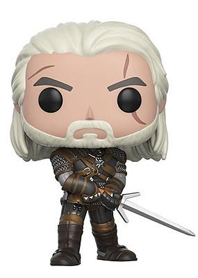 Einfach und sicher online bestellen: Witcher 3: Wild Hunt POP! Vinyl Figur Geralt in Österreich kaufen.