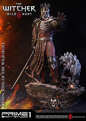Einfach und sicher online bestellen: Witcher 3: Wild Hunt Statue Eredin in Österreich kaufen.