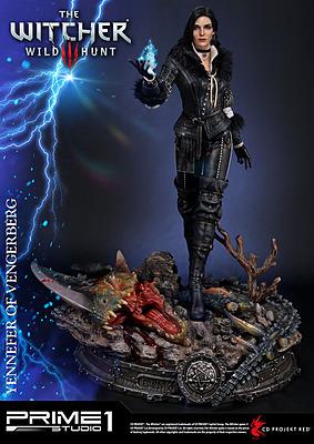 Einfach und sicher online bestellen: Witcher 3 Wild Hunt Statue Yennefer von Vengerberg in Österreich kaufen.