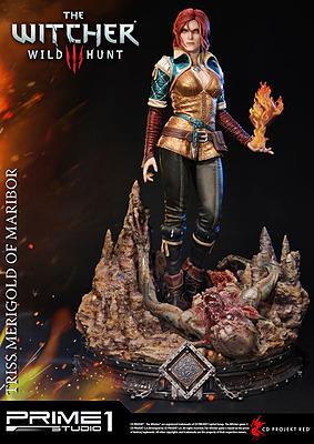 Einfach und sicher online bestellen: Witcher 3: Wild Hunt Triss Merigold Statue 56cm in Österreich kaufen.