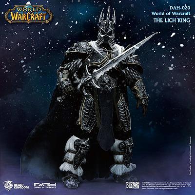Einfach und sicher online bestellen: World of Warcraft Lich King 1/9 Athas Menethil in Österreich kaufen.