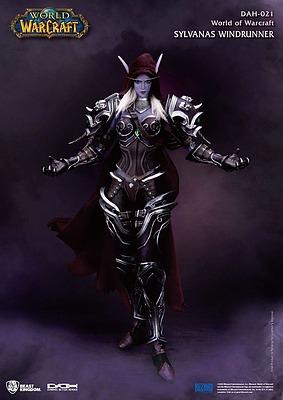Einfach und sicher online bestellen: World of Warcraft Actionfigur 1/9 Sylvanas in Österreich kaufen.