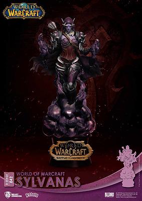 Einfach und sicher online bestellen: World of Warcraft D-Stage PVC Diorama Sylvanas in Österreich kaufen.