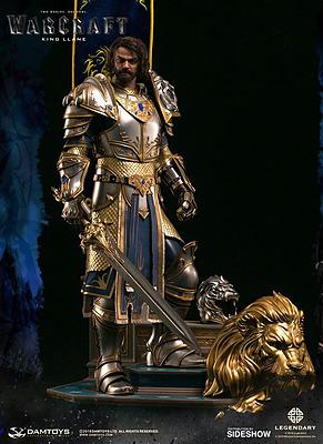 Einfach und sicher online bestellen: World of Warcraft Premium Statue King Llane in Österreich kaufen.