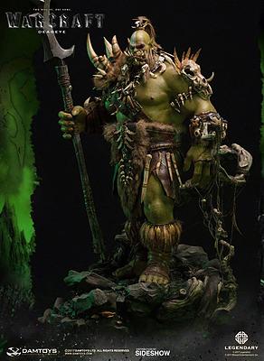 Einfach und sicher online bestellen: World of Warcraft Premium Statue Killrogg Deadeye in Österreich kaufen.