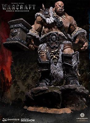 Einfach und sicher online bestellen: World of Warcraft Premium Statue Orgirm in Österreich kaufen.