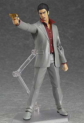 Einfach und sicher online bestellen: Yakuza Figma Actionfigur Kazuma Kiryu in Österreich kaufen.