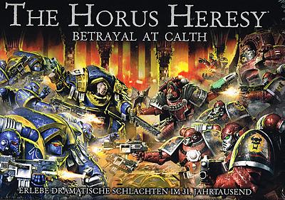 Einfach und sicher online bestellen: Horus Heresy - Betrayal at Calth in Österreich kaufen.