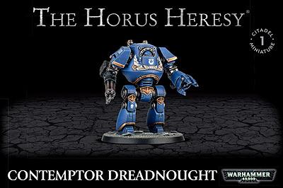 Einfach und sicher online bestellen: Horus Heresy: Contemptor Dreadnought in Österreich kaufen.