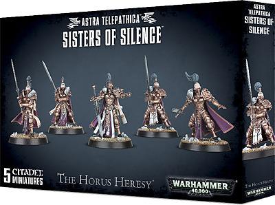 Einfach und sicher online bestellen: Horus Heresy: Astra Telepathica Sisters of Silence in Österreich kaufen.