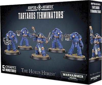 Einfach und sicher online bestellen: Horus Heresy: Tartaros Terminators in Österreich kaufen.