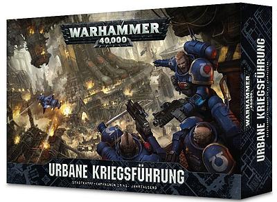 Einfach und sicher online bestellen: Warhammer 40.000: Urban Conquest in Österreich kaufen.