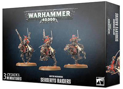 Einfach und sicher online bestellen: Serberys Raiders in Österreich kaufen.