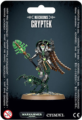 Einfach und sicher online bestellen: Necrons Cryptek in Österreich kaufen.