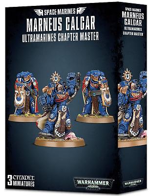Einfach und sicher online bestellen: Marneus Calgar: Chapter Master in Österreich kaufen.
