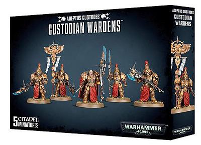 Einfach und sicher online bestellen: Warhammer 40.000: Adeptus Custodes Custodian in Österreich kaufen.