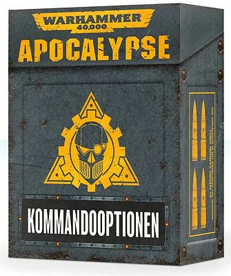Einfach und sicher online bestellen: Apocalypse: Kommandooptionen in Österreich kaufen.