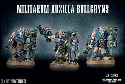 Einfach und sicher online bestellen: Astra Militarum Auxilla Bullgryns in Österreich kaufen.