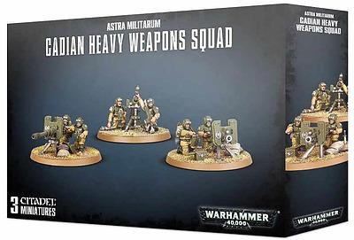 Einfach und sicher online bestellen: Astra Militarum Heavy Weapon Squad in Österreich kaufen.