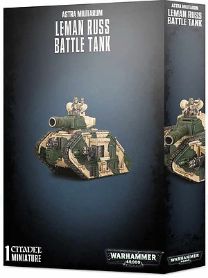 Einfach und sicher online bestellen: Astra Militarum Leman Russ Battle Tank in Österreich kaufen.