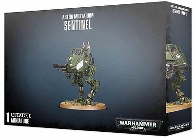 Einfach und sicher online bestellen: Astra Militarum Sentinel in Österreich kaufen.