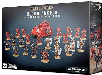 Einfach und sicher online bestellen: Crimson Spear Strike Force in Österreich kaufen.