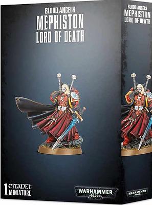 Einfach und sicher online bestellen: Blood Angels Mephiston Lord of Death in Österreich kaufen.