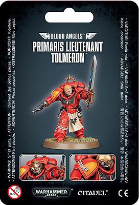Einfach und sicher online bestellen: Blood Angels: Primaris Lieutenant Tolmeron in Österreich kaufen.