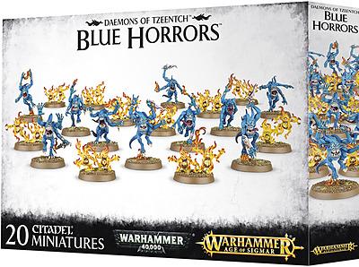 Einfach und sicher online bestellen: Daemons of Tzeentch Blue Horrors in Österreich kaufen.