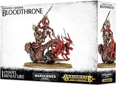 Einfach und sicher online bestellen: Daemons of Khorne Bloodthrone in Österreich kaufen.