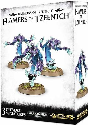 Einfach und sicher online bestellen: Daemons of Tzeentch Flamers of Tzeentch in Österreich kaufen.