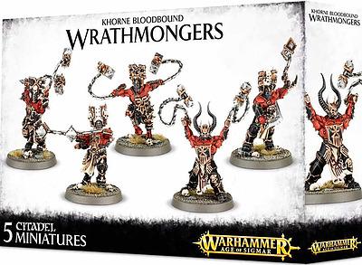Einfach und sicher online bestellen: Khorne Wrathmongers / Skullreapers in Österreich kaufen.