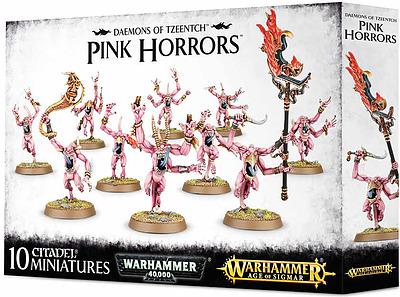 Einfach und sicher online bestellen: Daemons of Tzeentch Pink Horrors in Österreich kaufen.