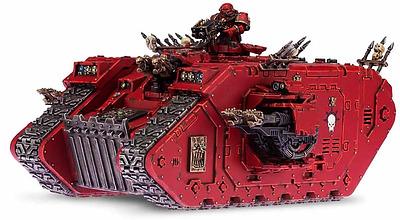 Einfach und sicher online bestellen: Warhammer 40.000: Chaos Land Raider in Österreich kaufen.