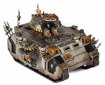 Einfach und sicher online bestellen: Warhammer 40.000: Chaos Space Marines Predator in Österreich kaufen.