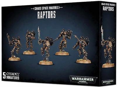 Einfach und sicher online bestellen: Warhammer 40.000: Chaos Raptoren / Warpkrallen in Österreich kaufen.