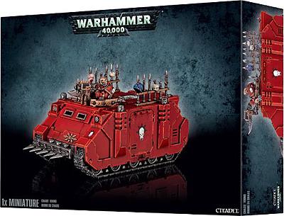 Einfach und sicher online bestellen: Warhammer 40.000: Chaos Space Marines Rhino in Österreich kaufen.
