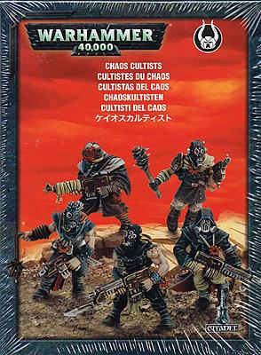 Einfach und sicher online bestellen: Warhammer 40.000: Chaoskultisten in Österreich kaufen.